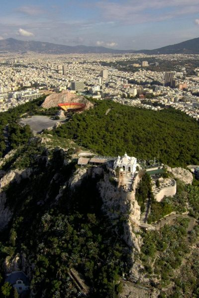 Athens in a tour