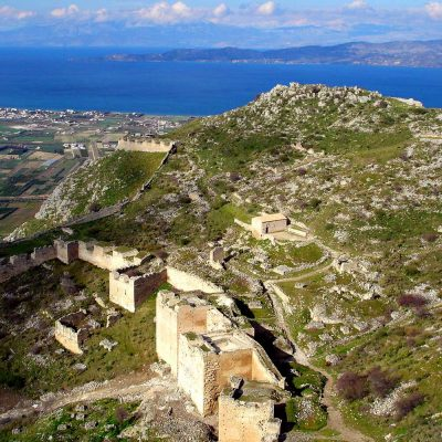 Tour to Ancient Corinth by Athens in a tour