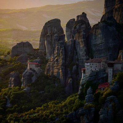 Tour to Meteora by Athens in a tour