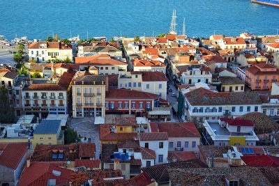 Tour to Nafplio by Athens in a tour