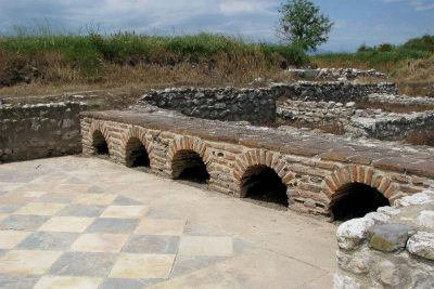 Tour to Vergina, Pella by Athens in a tour