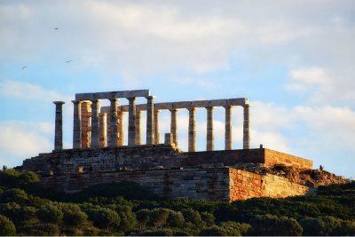 Sounio. Athens in a tour
