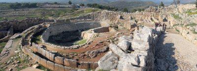 Tour to Argolis by Athens in a tour